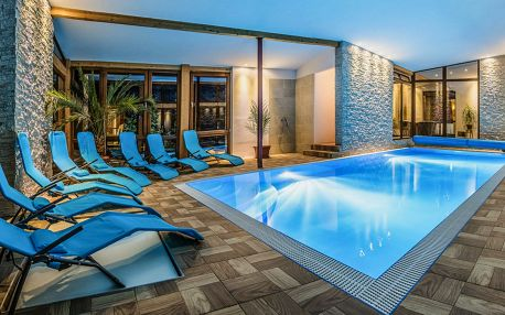 Pokojný wellness pobyt na Liptove v Resorte Villa Flora***