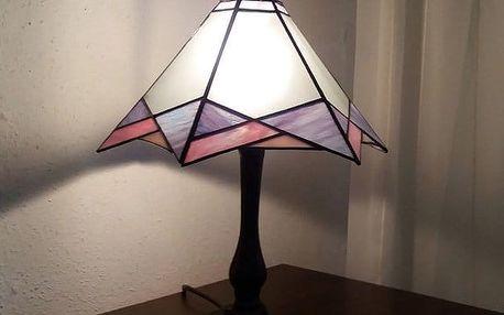 Sobotní jednodenní kurz Tiffany lampy v Prostějově - 24.11.2018
