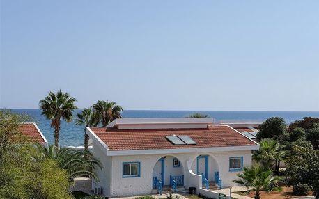 Kypr - Severní Kypr na 8 až 15 dní, polopenze s nápoji s dopravou letecky z Prahy přímo na pláži