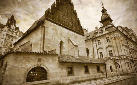 Outdoorová únikovka v centru Prahy pro až 5 hráčů