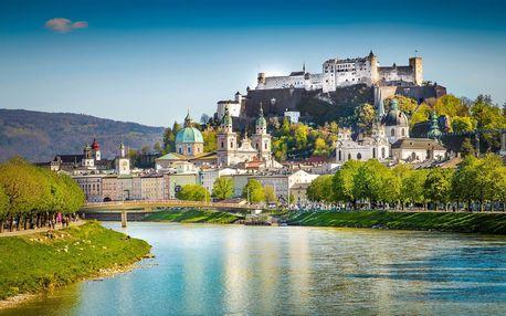 Okolí Berchtesgadenu a Salzburg | 1 noc se snídaní | 2denní poznávací zájezd do Německa