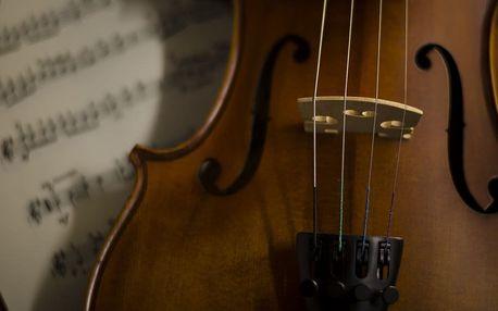 Vánoční koncert klasické hudby na Pražském hradě