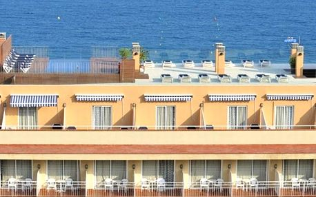 Španělsko - Costa del Maresme na 8 až 15 dní, all inclusive nebo polopenze s dopravou letecky z Prahy 300 m od pláže