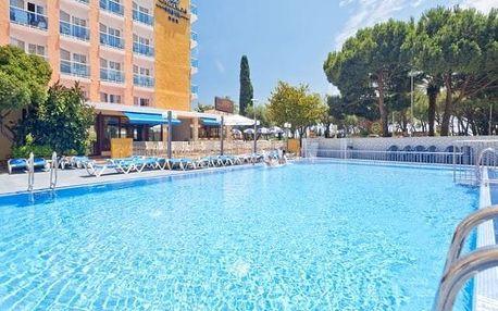 Španělsko - Costa del Maresme na 8 až 11 dní, all inclusive, plná penze nebo polopenze s dopravou letecky z Prahy 50 m od pláže