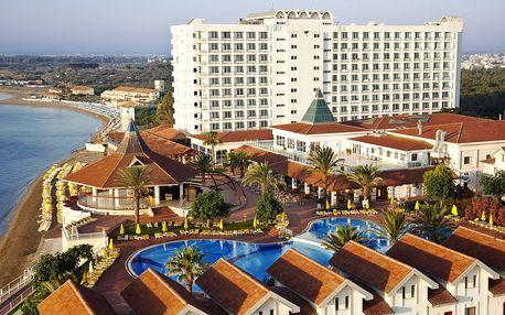 Kypr - Severní Kypr na 8 dní, ultra all inclusive s dopravou letecky z Brna nebo Prahy přímo na pláži