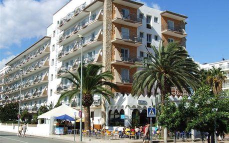 Španělsko - Costa del Maresme na 6 až 8 dní, plná penze nebo polopenze s dopravou letecky z Prahy 50 m od pláže