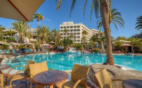Kanárské ostrovy - Gran Canaria na 8 dní, all inclusive nebo snídaně s dopravou letecky z Prahy přímo na pláži