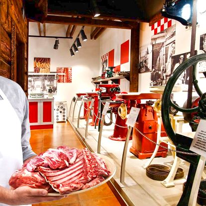 Exkurze v Muzeu řeznictví vč. pohoštění a piva