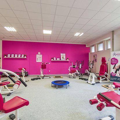 Fitness pro ženy: týden neomezeného cvičení
