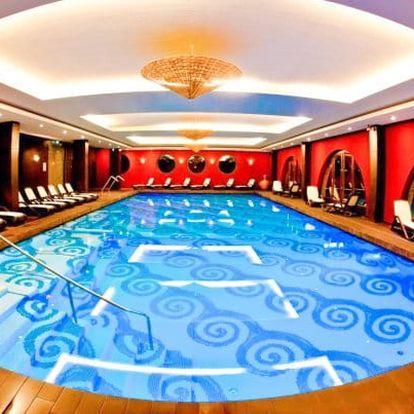 Budapešť v oceněném 4* hotelu s wellness