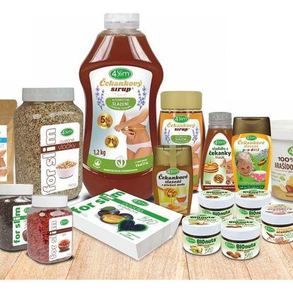 Voucher do ostravského obchodu se zdravou výživou