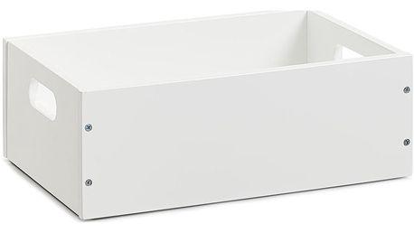 Kontejner pro uchovávání, barva bílá, 30x20x11 cm, ZELLER