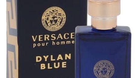 Versace Pour Homme Dylan Blue 5 ml toaletní voda pro muže miniatura