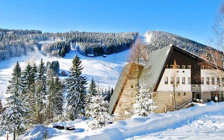 Na lyže do Harrachova: wellness i polopenze
