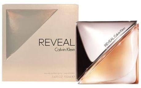 Calvin Klein Reveal 50 ml parfémovaná voda poškozená krabička pro ženy
