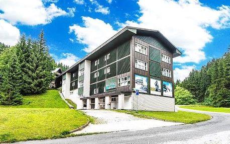Špindlerův Mlýn v Hotelu Lenka *** s polopenzí, saunou a slevami na aktivity