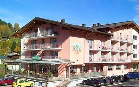 Rakousko - Kaprun - Zell am See na 4-7 dnů, all inclusive