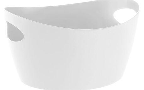 škopek do koupelny BOTTICHELLI,velikost M - barva bílá, KOZIOL