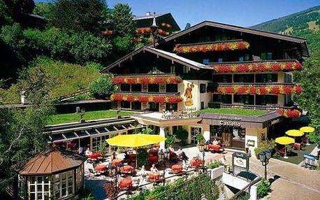Rakousko - Saalbach - Hinterglemm na 3-7 dnů, polopenze