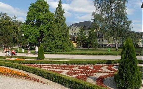 Slovensko - Central Slovakia na 3 dny, polopenze s dopravou vlastní