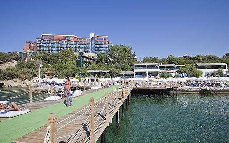 Kypr - Severní Kypr na 8 dní, ultra all inclusive s dopravou letecky z Brna 50 m od pláže