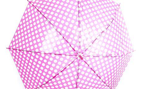 Deštník Puntík puntíkatý