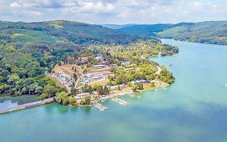 Jižní Morava ve znamení odpočinku v hotelu na břehu Brněnské přehrady s wellness a snídaněmi - platnost celý rok 2019