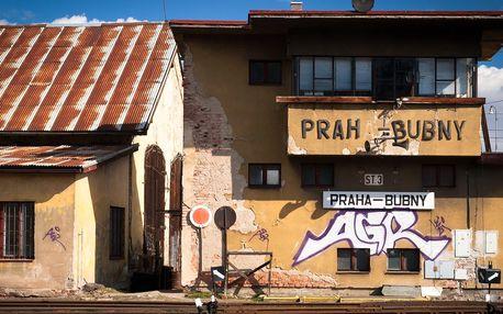 Venkovní hra Skutečný příběh pražských Holešovic