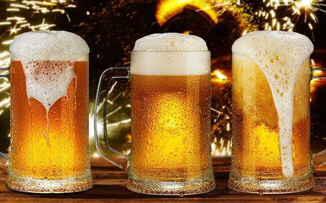 Silvestr pro milovníky piva v hotelu s pivovarem