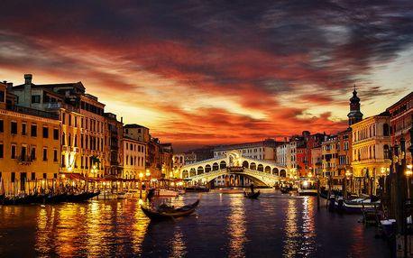 Valentýnský výlet do Benátek – Romantická laguna pro dva | 3denní poznávací zájezd do Itálie