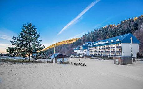 Slovenský ráj v hotelu přímo ve ski areálu