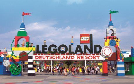 Legoland | Jednodenní poznávací zájezd do Německa pro celou rodinu