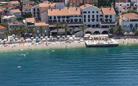 Hotel PODGORKA, Makarská riviéra, Chorvatsko, snídaně v ceně