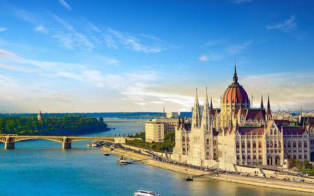Dvoudenní romantická Budapešť – termíny 2019 | 1 noc se snídaní | 2denní poznávací zájezd do Maďarska