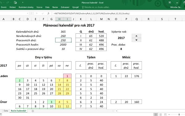 Excel hravě