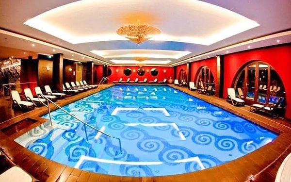 Budapešť v oceněném Hotelu Stáció **** s neomezeným wellness a polopenzí