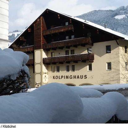 Rakousko - Kitzbühel / Mittersill na 4 až 8 dní, bez stravy s dopravou vlastní