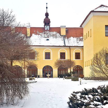 Víkend na zámku Čechtice s ultra all inclusive