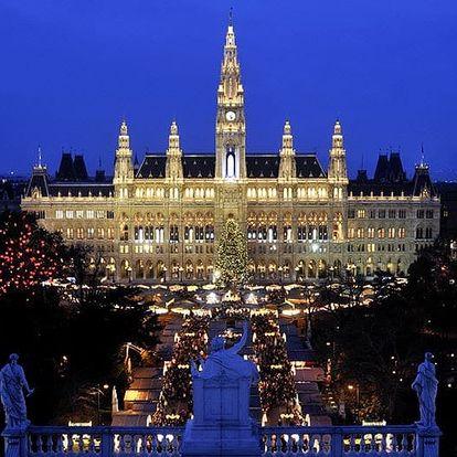 Rakousko - Vienna na 1 den, bez stravy s dopravou autobusem