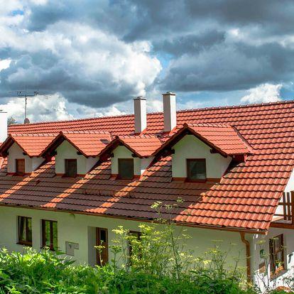 Wellness Chata Jana v Bílých Karpatech s procedurami a polopenzí