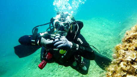 Potápěčský kurz s mezinárodní certifikací