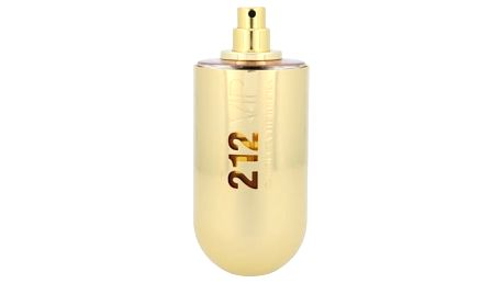 Carolina Herrera 212 VIP 80 ml parfémovaná voda tester pro ženy