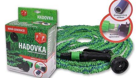 Hadovka expanzní hadice 15 m