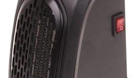 Teplovzdušný ventilátor do zásuvky