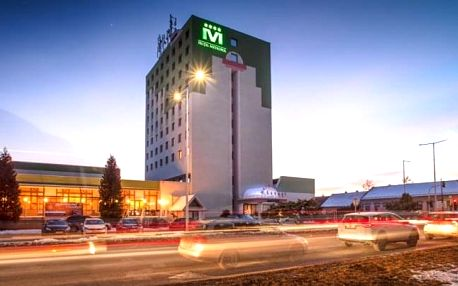 Wellness pobyt v Hotelu Metropol **** u Slovenského ráje s polopenzí i fitness