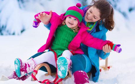 První sníh v Harrachově s polopenzí! Přijeďte na 2 noci a 3 noc máte ZDARMA!