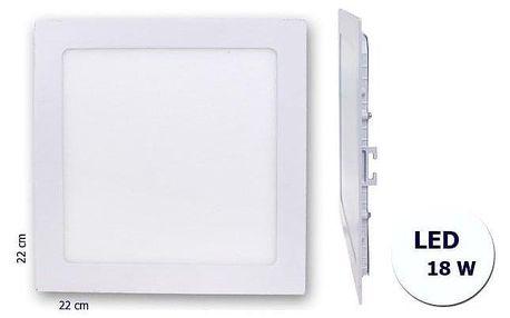 LED panel vestavný18 W