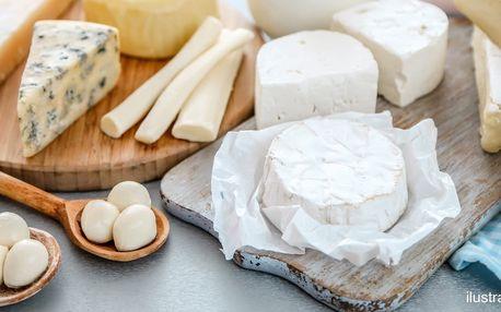 Víkendový kurz domácí výroby sýrů