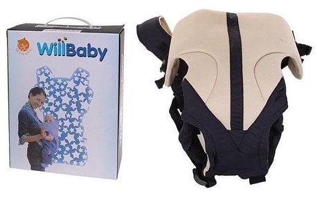 Dětské nosítko Willbaby Star 3v1