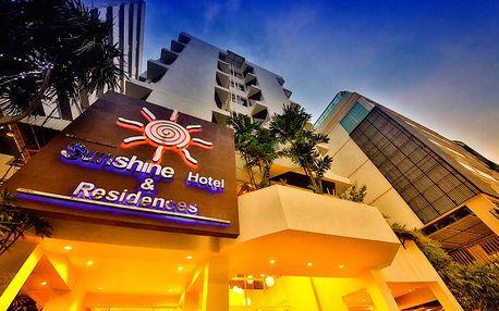 Sunshine Hotel & Residences - Thajsko, Pattaya